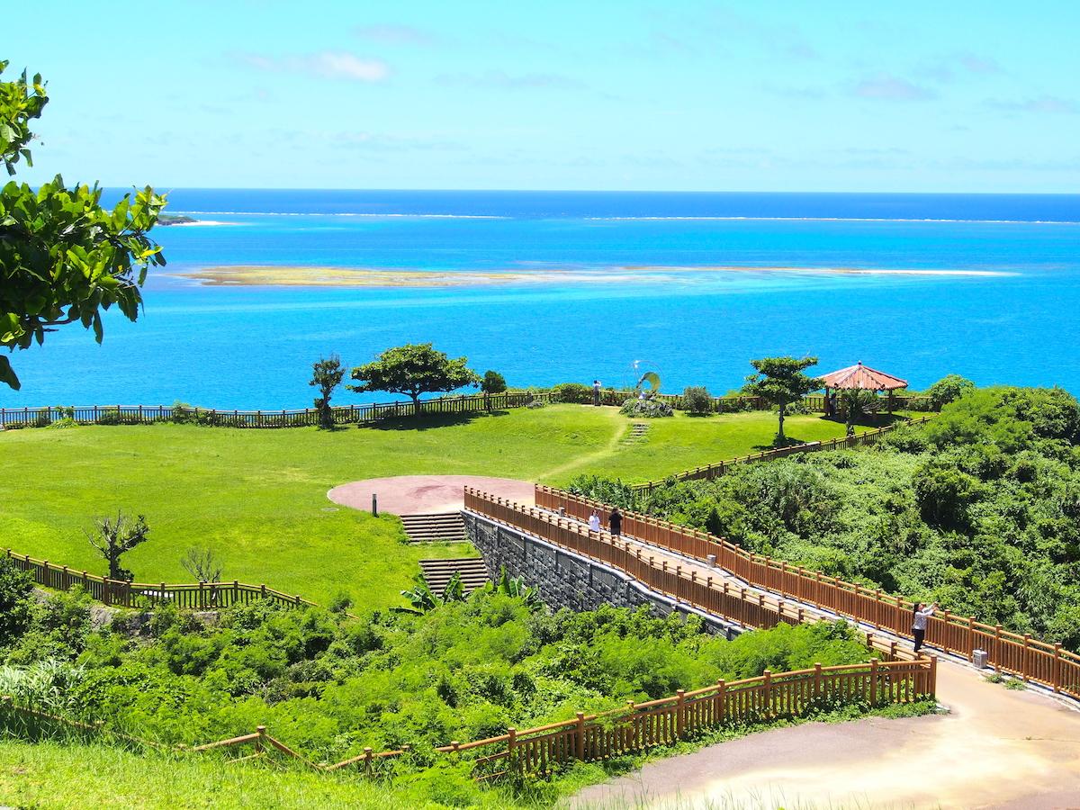 本日の沖縄